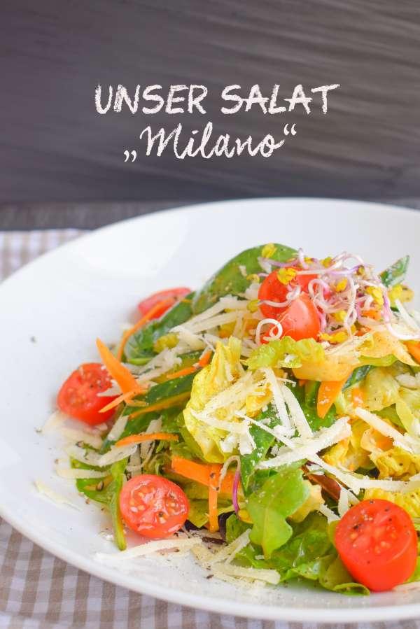 Salat Milano-Tafel
